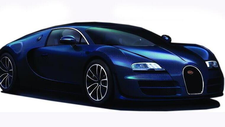 Bugatti Veyron Images, Interior & Exterior Photo Gallery