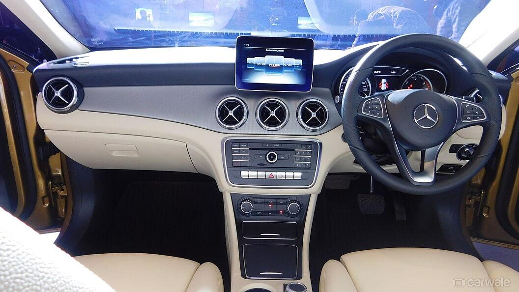 MercedesBenz GLA Interior Image, Mercedes-Benz GLA Photo - CarWale