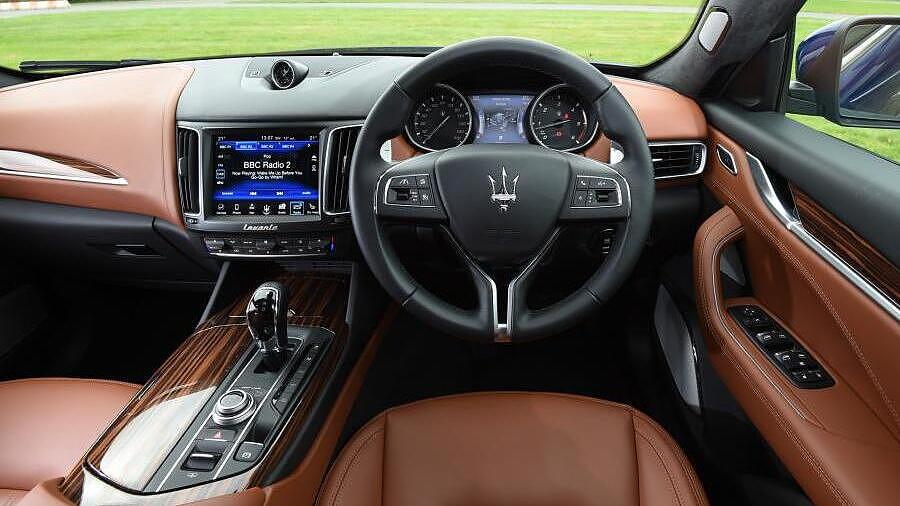 Maserati Levante Photo Interior Image