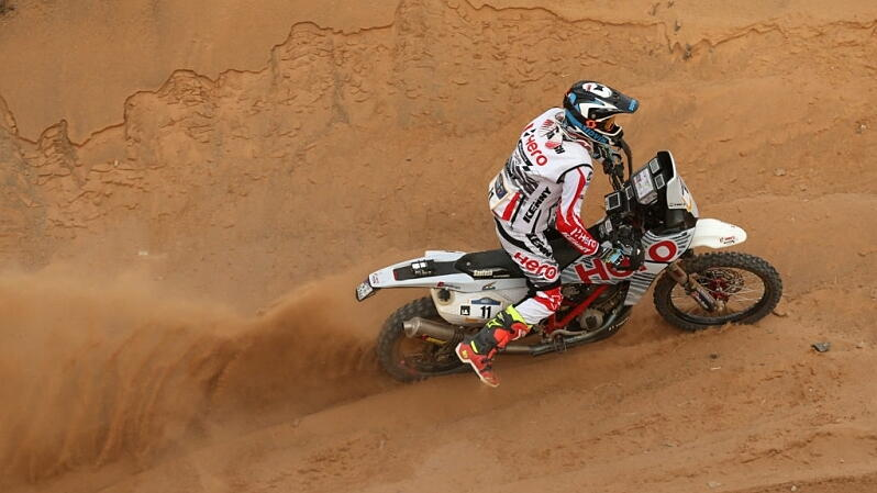 Merzouga Rally Day 4: Caimi Franco wins stage, de Soultrait leads overall