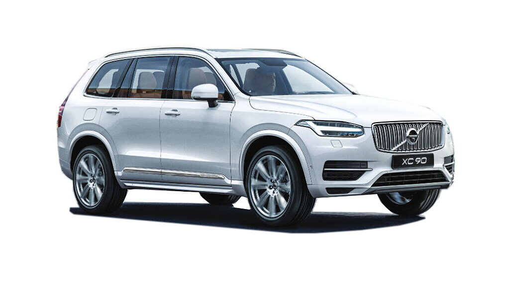 Volvo Xc90 Bs6 Price December Offers Images Colours Reviews Carwale