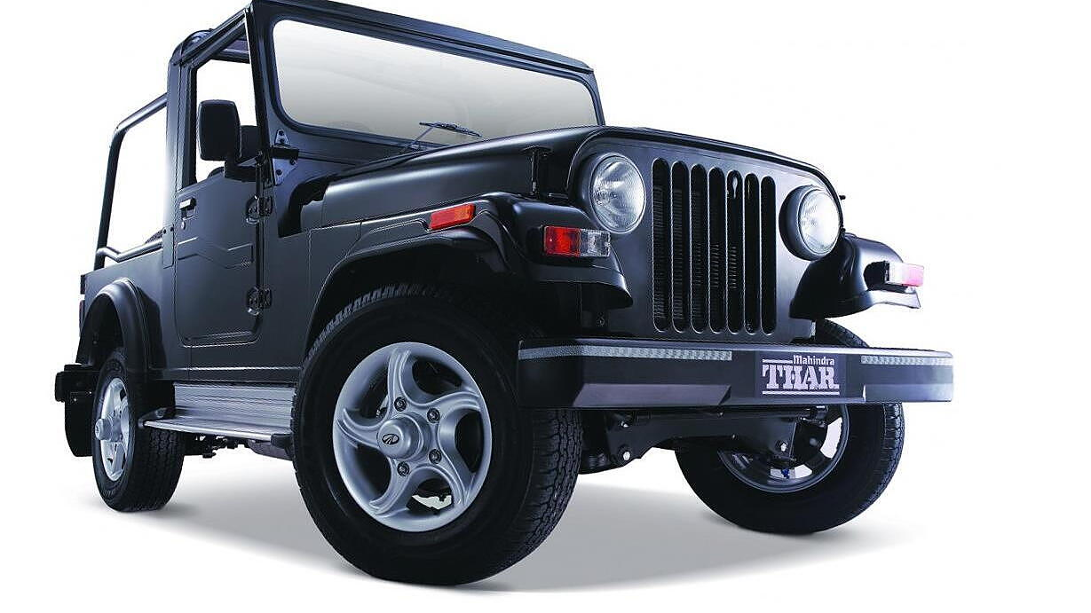 Mahindra Thar Price Gst Rates Images Mileage Colours
