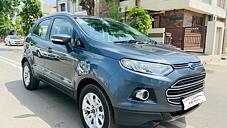Ford EcoSport Titanium+ 1.5L TDCi Black Edition