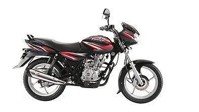 Bajaj Discover 125 Model Image