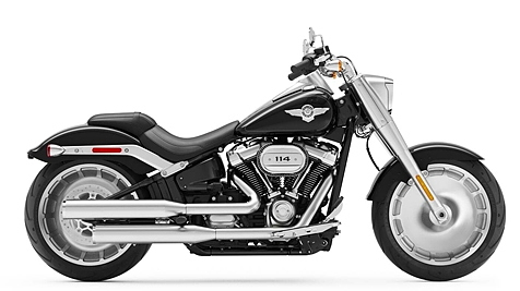 Harley Davidson Fat Boy Bs6 Price Mileage Images Colours Specifications Bikewale