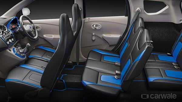 Datsun Go and Go Plus anniversary edition
