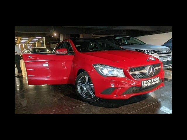 Used 2015 Mercedes-Benz CLA in Lucknow