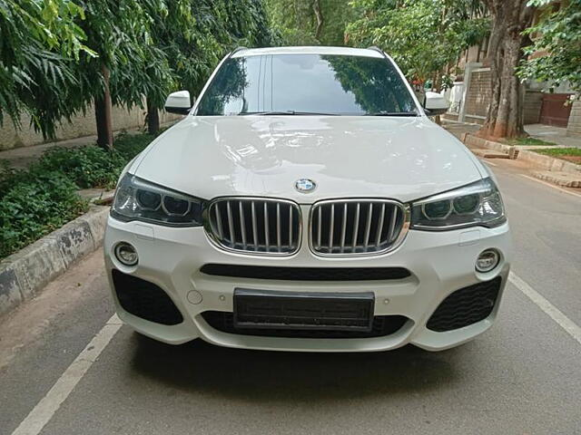 Used 2017 BMW X3 in Bangalore
