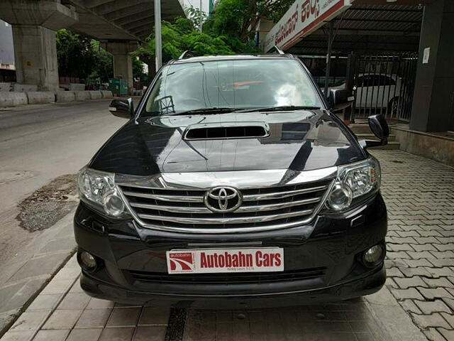 Used 2012 Toyota Fortuner in Bangalore