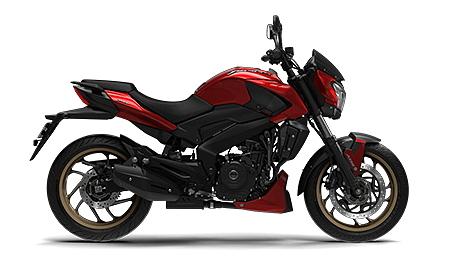 Bajaj Dominar 400 Model Image Image