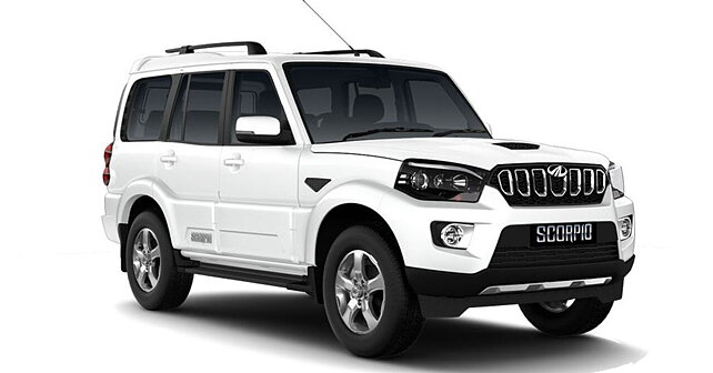 Mahindra Scorpio April 2020 Price, Images, Mileage & Colours