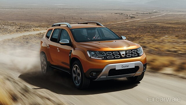 2018 Dacia (Renault) Duster officially revealed