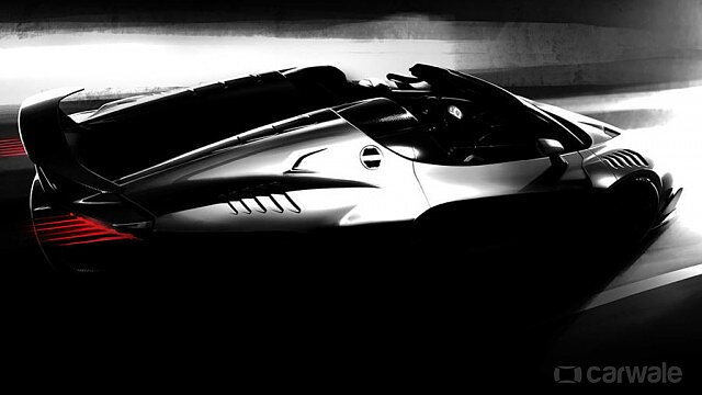 Drop-top Italdesign Zerouno to break cover at Geneva