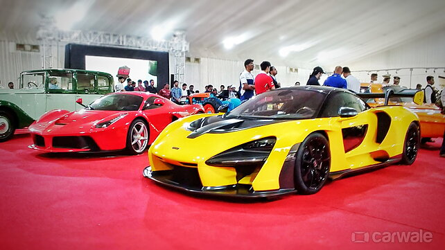 2019 WIAA-Parx Supercar and Vintage car show enthrals Mumbai