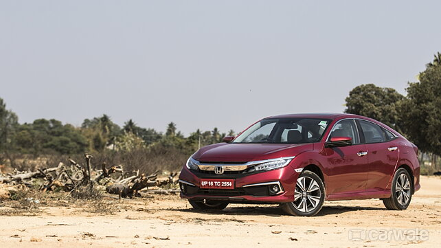 2019 Honda Civic to be launched in India tomorrow