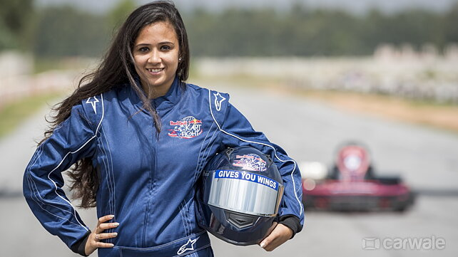 Racing against gender stereotypes: Candid conversation with female formula racer Mira Erda