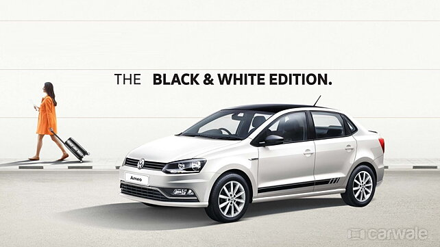 Volkswagen Black and White special editions - Top 6 features