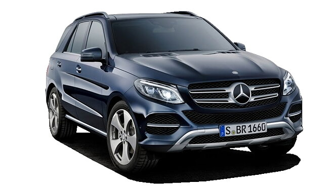 Mercedes-Benz GLE Price In India