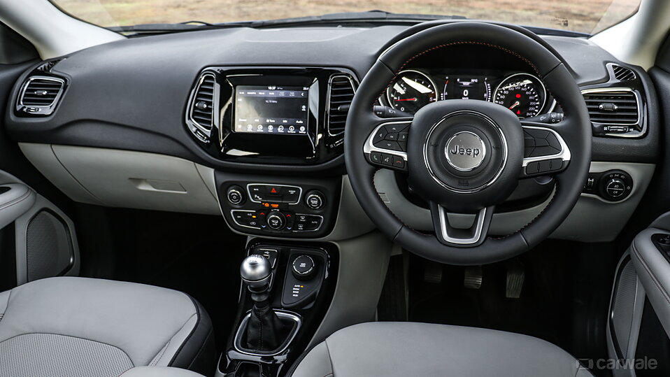 Jeep Compass Interior Image, Jeep Compass Photo - CarWale
